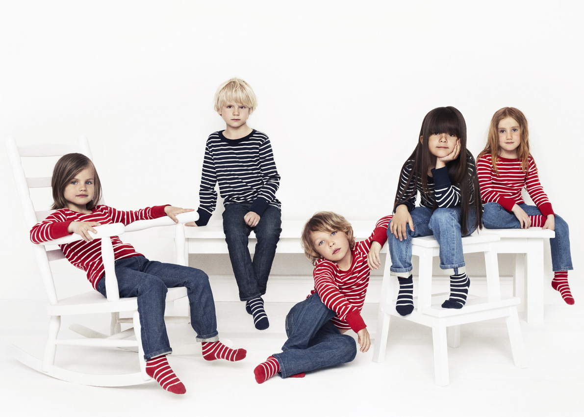 Polarn O Pyret Classic Collection Unisex Childrens Clothing